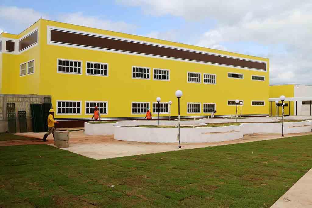 IEscola infantil do Residencial Alto Bonito receberá nome de professor