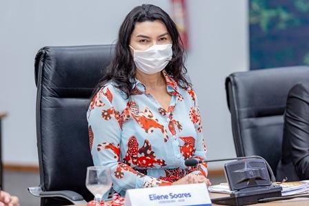 IEliene Soares quer recenseamento da população de Parauapebas para consubstanciar políticas públicas